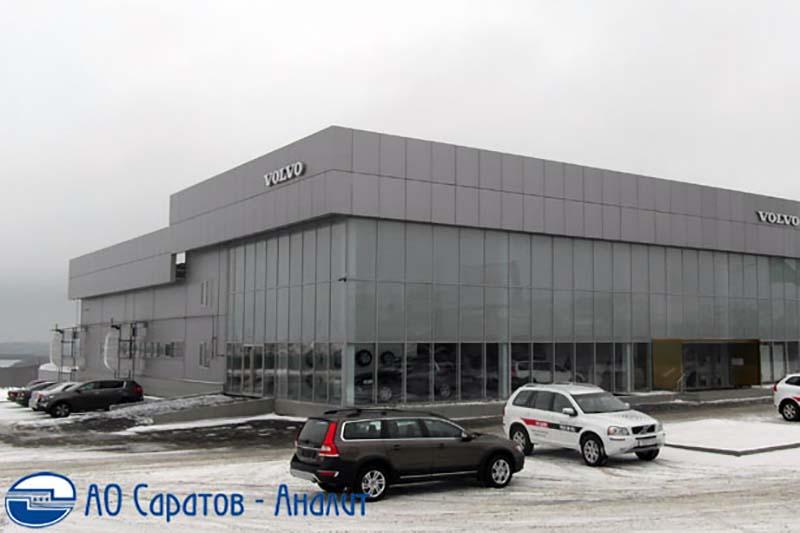 Автосалон «VOLVO», г. Саратов