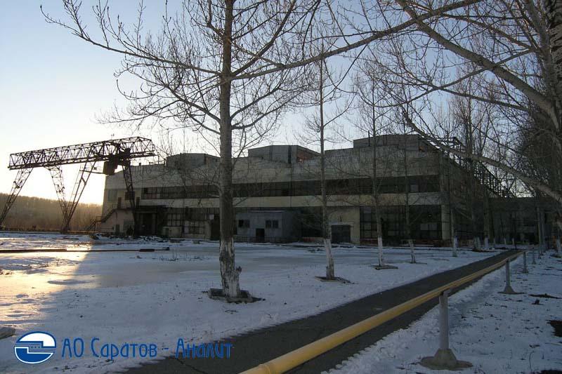 Завод «Металлист», г. Вольск